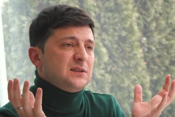 На второй день думал, будем «сажать» — Зеленский резко ответил журналистам о работе правоохранителей