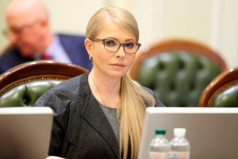 Глаза прикрыла от удовольствия: фото Тимошенко вызвало шквал эмоций в Сети. «Сладкая парочка!»