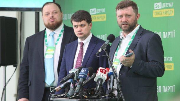 «Это не сильно неожиданно было»: Корниенко прокомментировал возможность возглавление «Слуги народа»
