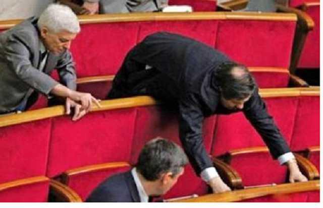 «Руки за такое отрубывать!» Депутат в Раде снова попался на кнопкодавстве