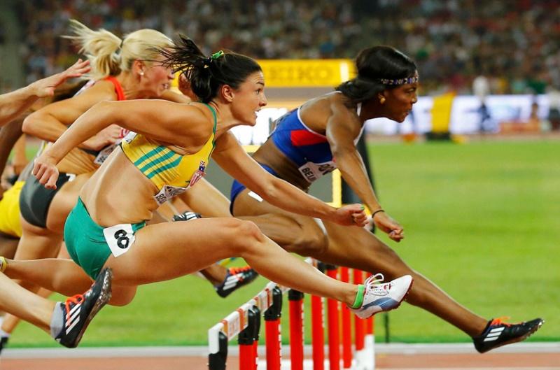 «За таким ножки можно душу продать»: Украинская легкоатлетка покоряет Сеть «горячими» фото. Украинцы в восторге!