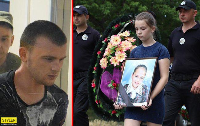 «Спасти ребенка у вас не было шансов»: Убийца Даши Лукьяненко шокировал своим циничным заявлением. Только пожизненное