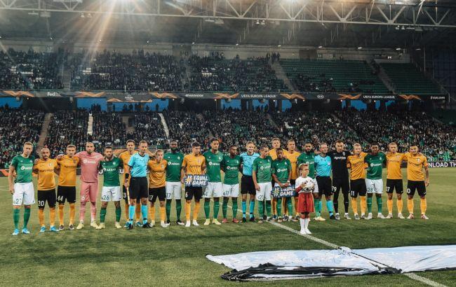 Фантастическая игра! Александрия проявила характер в матче Лиги Европы