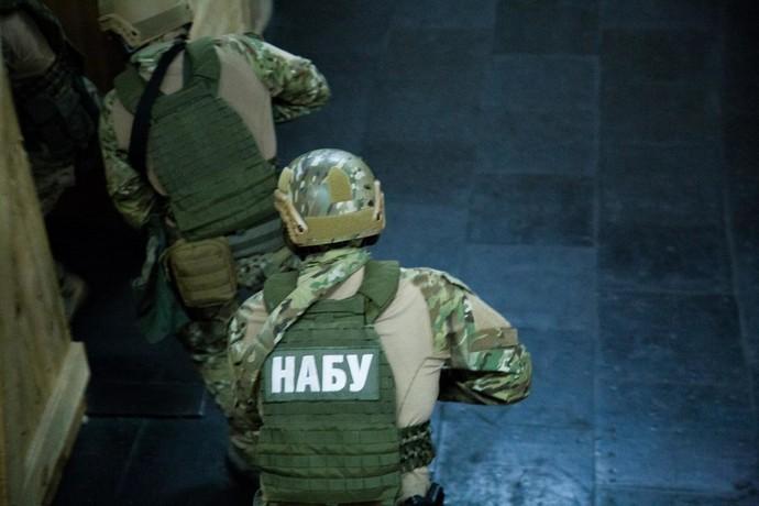 «Отказываются комментировать!»: НАБУ проводят обыски в управлении полиции Львовщины