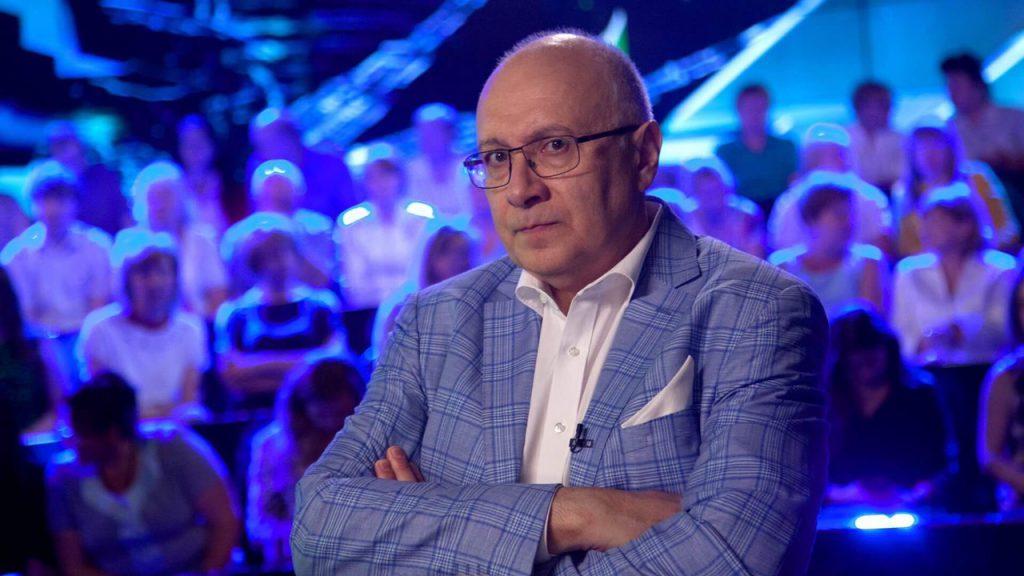 «Вы что с ума сошли? Это президент Украины!»: Ганапольский неожиданно встал на защиту Зеленского. В прямом эфире!