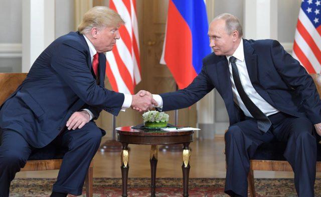 Заключим договор с Россией! Трамп выступил с судьбоносным заявлением. «Хотели бы сделать…»