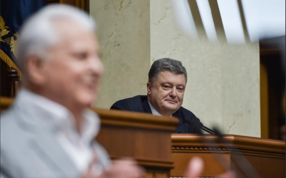 Порошенко также! Кравчук ошеломил украинцев новым заявлением. Никто и не думал
