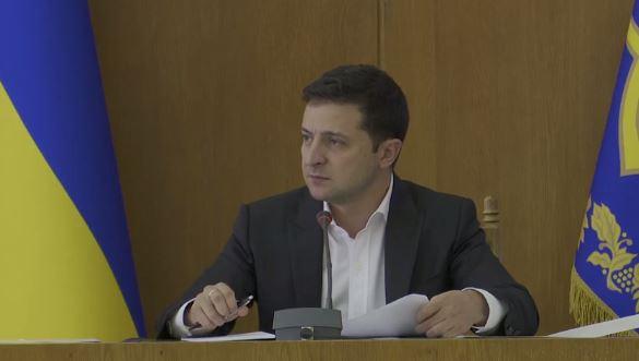 «В чем проблема?»: Зеленский устроил разнос чиновникам в Тернополе