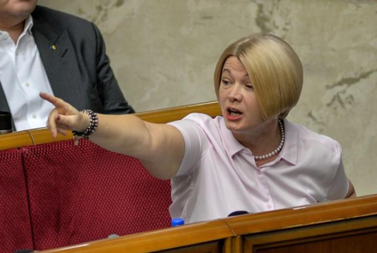«Петю за ручку и в окоп»: Заявление Ирины Геращенко возмутило украинцев. «Передоз Рошена»