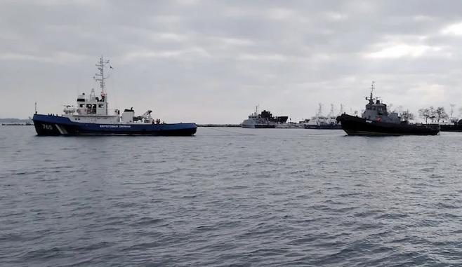 Срочно! Россия в ближайшее время вернет Украине захваченные корабли. Детали