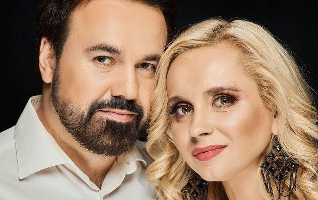 «История их любви» Антон Лирник и Лилия Ребрик обменялись любовными письмами. Так чувственно