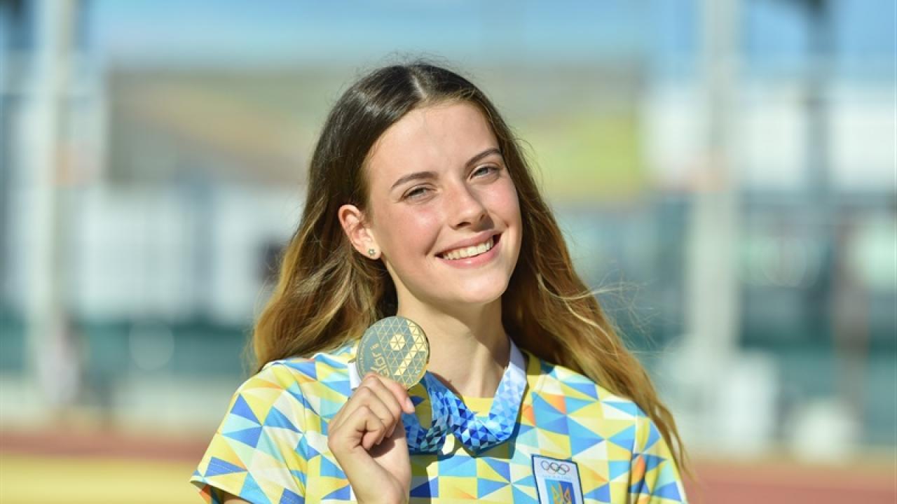 Не просто лучшая! Украинская спортсменка покорила весь мир. Самая престижная награда