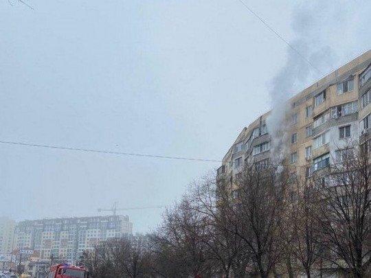 Он хотел жить! Ужасный пожар всколыхнул Одессу. Мужчина пошел на отчаянный шаг