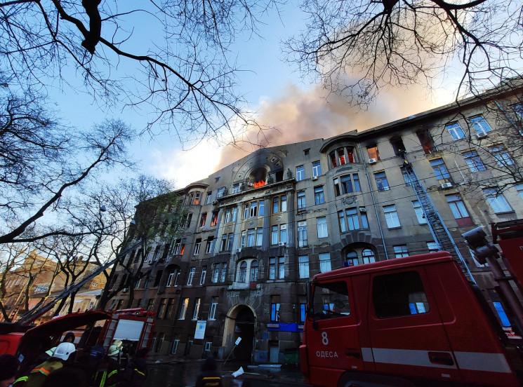 Пожар в Одессе: Опознали тело последней, 16-й жертвы. Известная личность