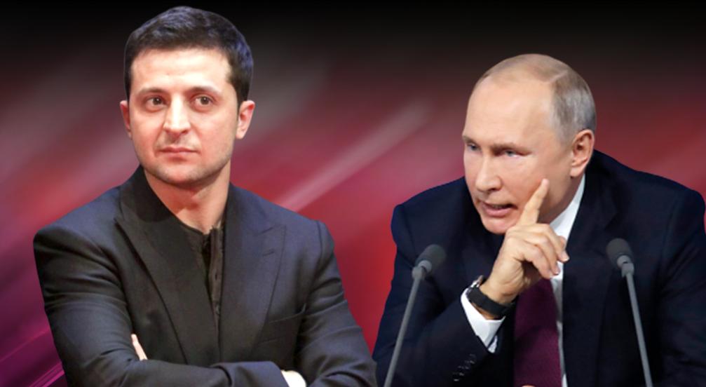 «Начнется прекращения огня»: Зеленский провел с Путиным телефонный разговор