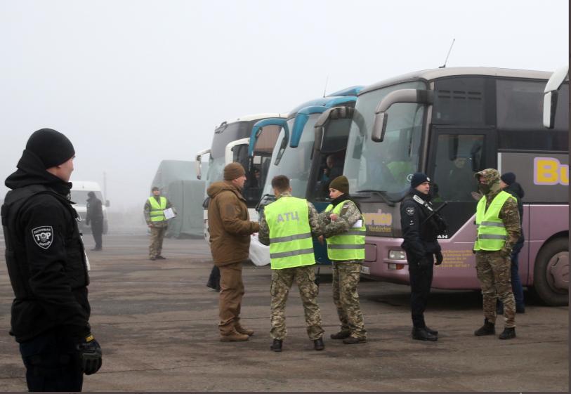 Ни в коем случае! 22 человека наотрез отказались ехать на обмен из Украины