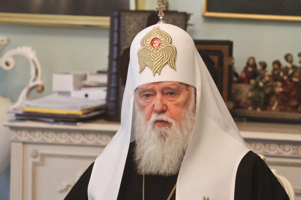 «Возглавит отдельную миссию!» : В ПЦУ сделали заявление о судьбе патриарха Филарета