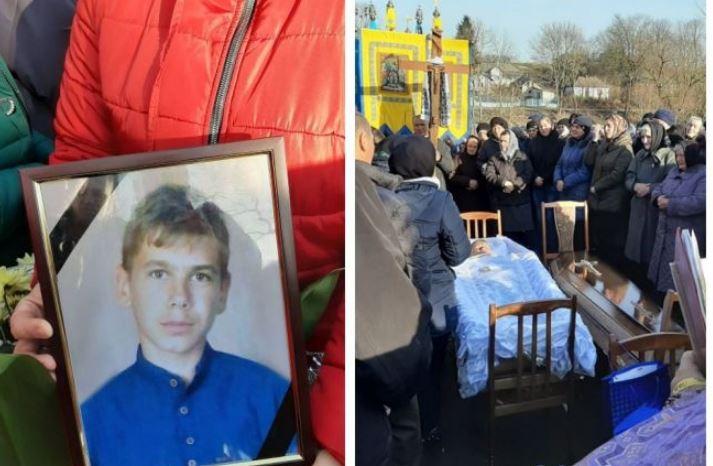 «Мама без сознания, едва держится»: Попрощались с 15-летним Виктором Грубьяком. Не сможет прийти на свадьбу сестры