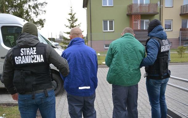 Крупнейшая за весь год: польские пограничники изъяли 103 кг янтаря. Украинцы опять «не заметили»!