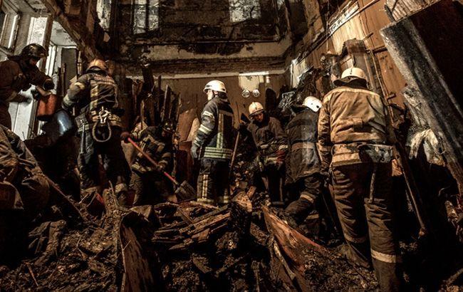 Выявлено еще два тела: Число жертв пожара в Одесском колледже стремительно растет
