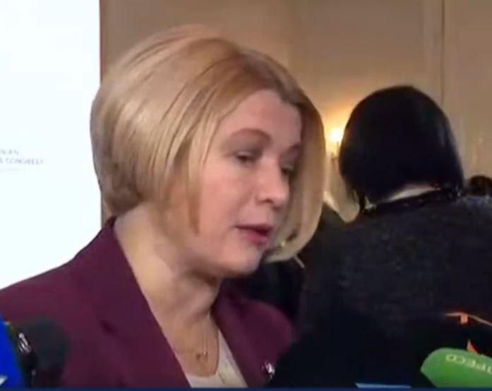 «Порошенко — негодяй!»: Геращенко получила «громкую пощечину» после переговоров в Париже. «Вы уже надомовлялись у 2015!»