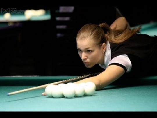 » Бросила танцы!»: В Украине появилась первая женщина — заслуженный мастер спорта по бильярду