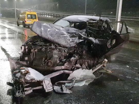 Смертельное столкновение: В Киеве неуправляемый грузовик стал причиной ужасной ДТП