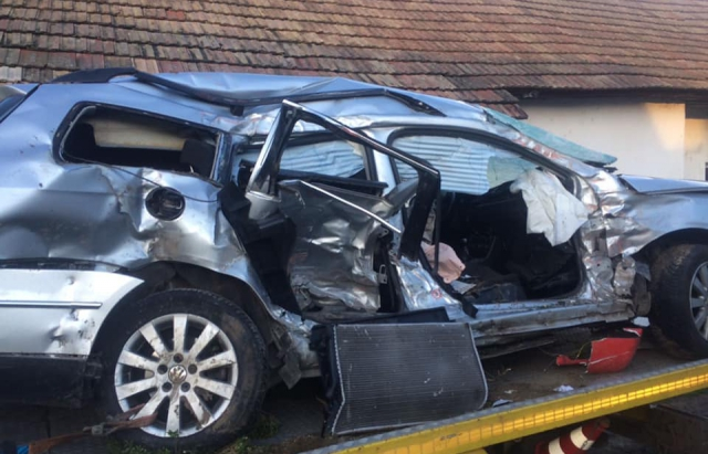 «Машину просто разорвало на части» Молодой украинский футболист попал в жуткую аварию за рубежом