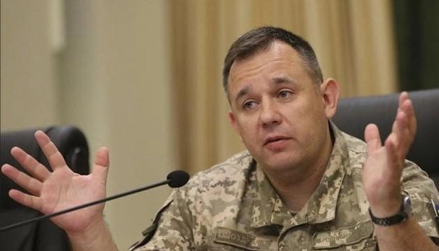 «Готов понести наказание»: Скандального полковника из Генштаба отстранили от должности