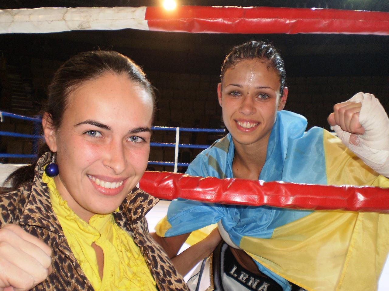 «Отправила соперницу в нокдаун»: Украинка стала чемпионкой мира по тайскому боксу. Фантастически!