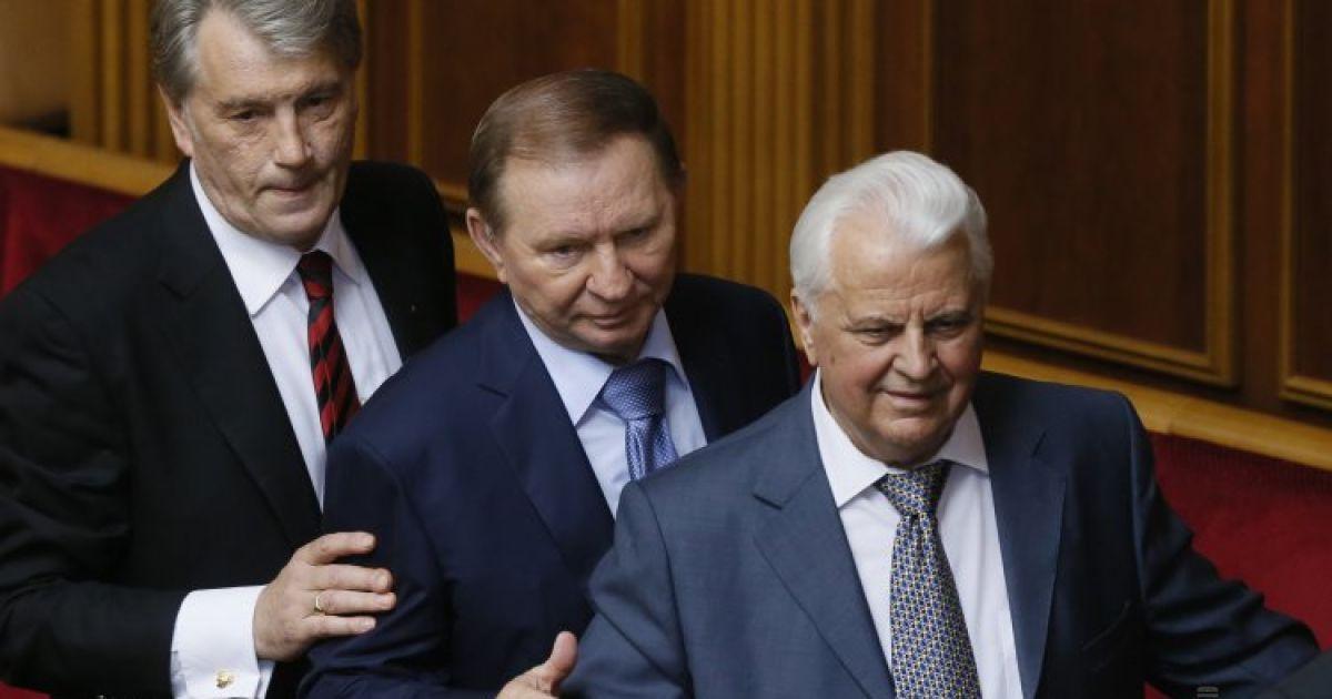Невозможно в такое поверить! Кравчук и Ющенко ошеломили своим поступком под Новый год. Продались
