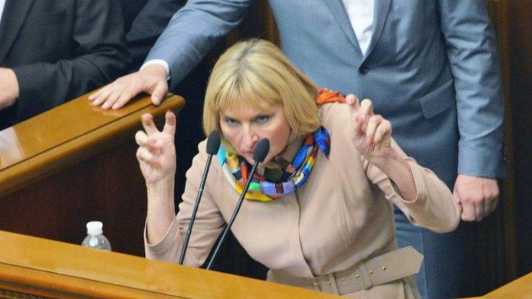 «Повеяло третьим тысячелетием!»: Депутатка от «Слуги» шокировала украинцев «трюком Луценко»