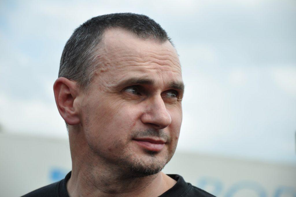 «Это грязное корыто»: Сенцов рассказал, планирует ли он идти в политику. По стопам Савченко!