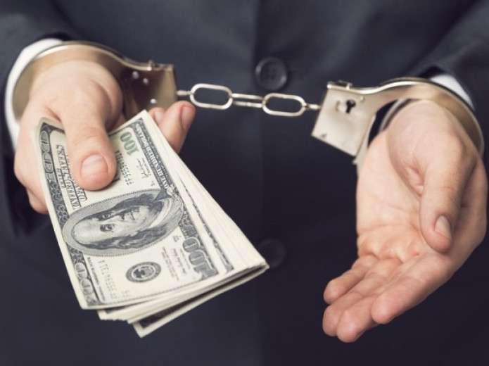 Поймали на взятке: ГБР задержали топ-чиновника в канун Нового года