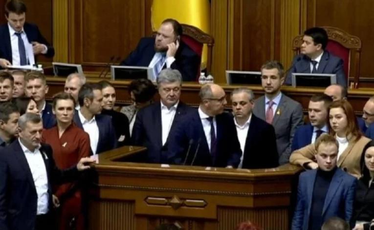 Удар в спину! Парубий и Тимошенко шокировали всю страну- идут на Майдан. Зеленский им не простит