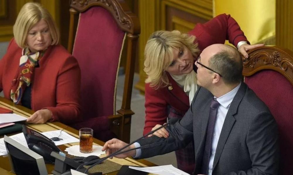 И они призывают на Майдан? Сеть шокировала информация о Геращенко и Герасимове. Цинизм за пределами разумного