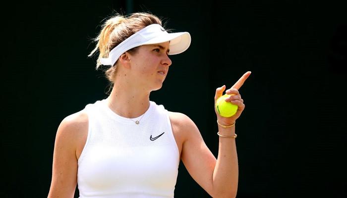 И это наша теннисистка? Первая ракетка Украины Свитолина поразила откровенным нарядом. Такой ее еще не видели!