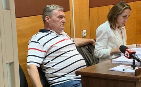 Новый год за решеткой: Грымчака оставили под стражей. Стало известно пока экс-заместитель министра будет под арестом