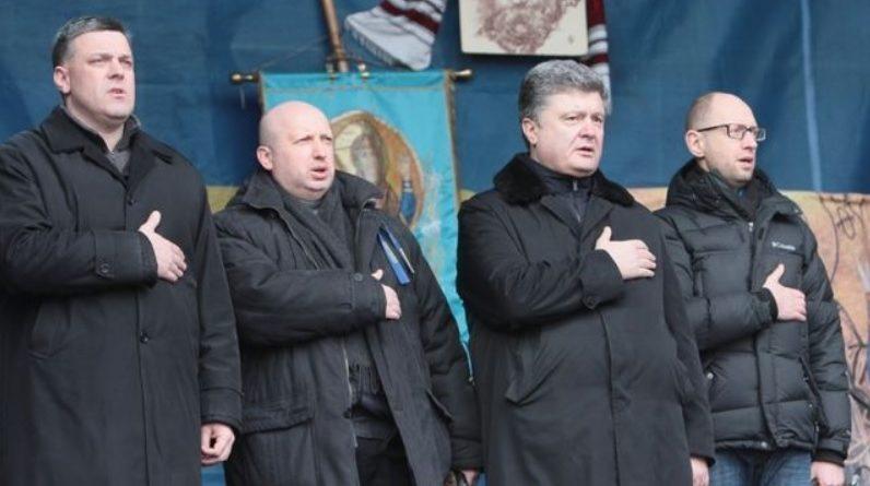 Они приходили на коврик к Януковичу! Всплыла шокирующая правда о лидерах Майдана. Торговались и жаловались