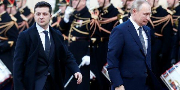 «Президент Украины был жестким»: Всплыли сенсационные детали переговоров Зеленского и Путина. Браво!