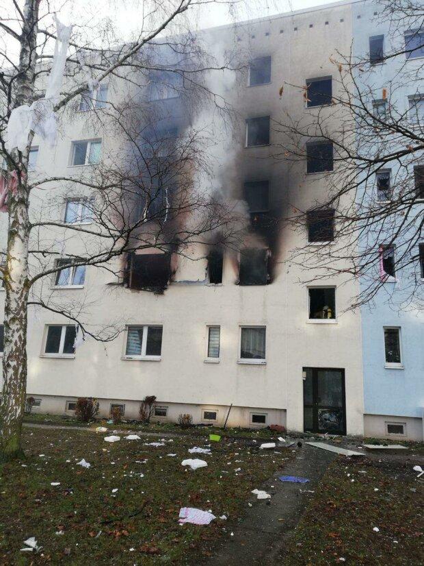 Мощный взрыв разнес жилой дом: все может ухудшиться в любой момент. Десятки жертв