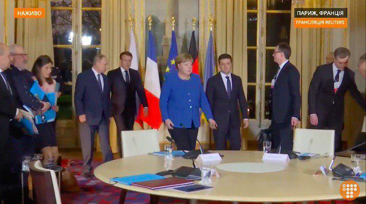 Идет дискуссия! Стало известно, о чем разговаривают Зеленский и Путин. Подробности из Елисейского дворца