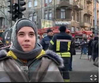 Позвонил маме, сказал, что умирает: девушка ждет брата на пепелище в Одессе. Сердце разрывается