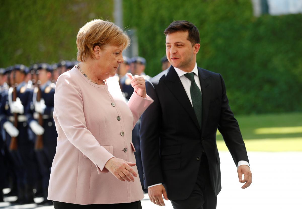 Далее сами. Германия приняла важное решение в отношении Украины. Кто следующий?