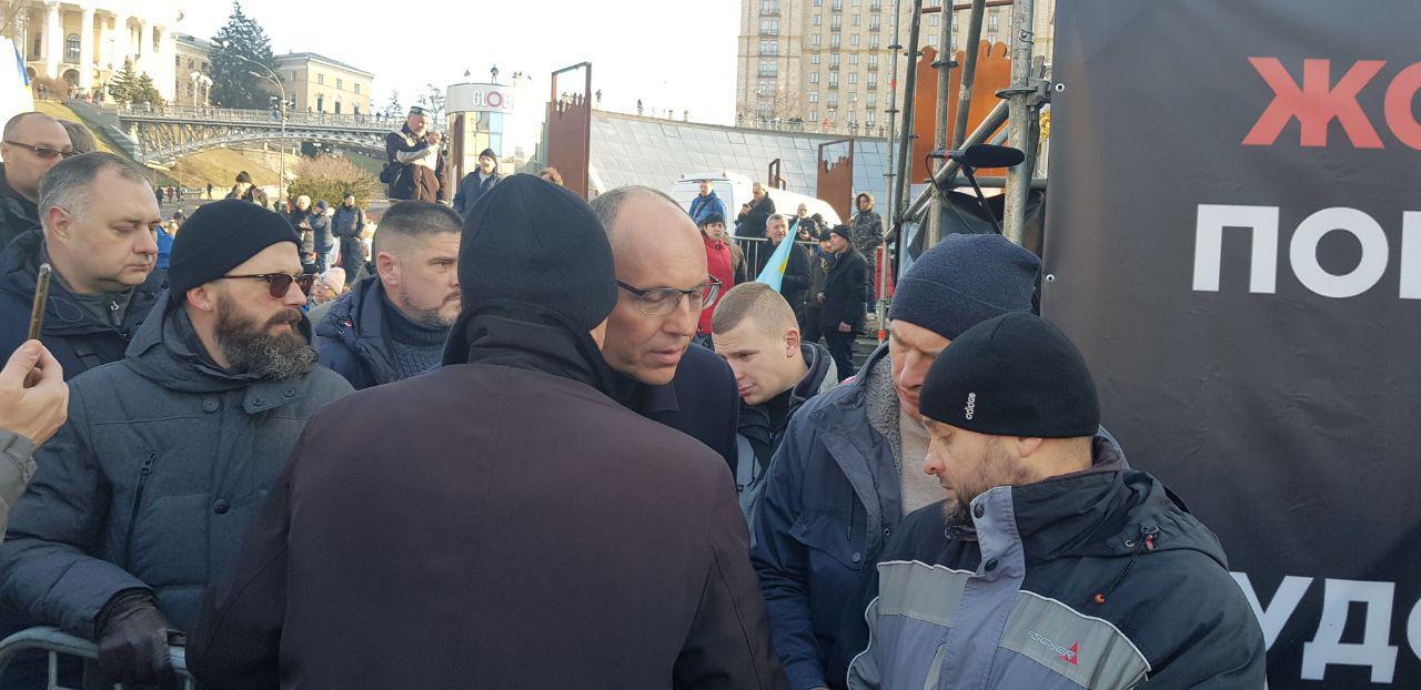 «Пока матери плачут, они» празднуют! «Лидеры Майдана шокировали своим цинизмом … Наплевали на погибших