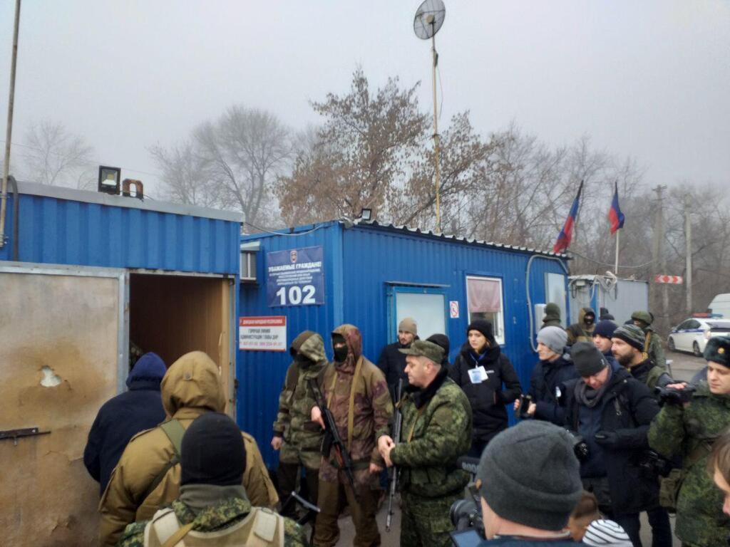 25 свободных украинцев! Офис президента обнародовал официальные списки. Встретят праздники с семьями!