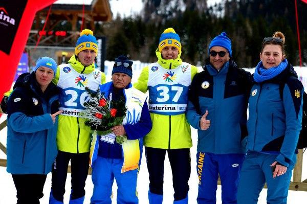 Украина заняла третье место на соревнованиях для людей, которые не слышат. Гордимся!