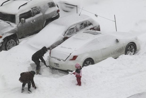 «Выпадет снег до 20 см. и везде гололедица»: В Украину пришла настоящая зима. Ухудшение погоды во всех областях