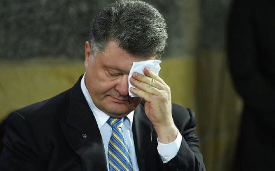 Какой позор! В офисе Порошенко обнаружили неслыханное … Украли с Банковой — это конец