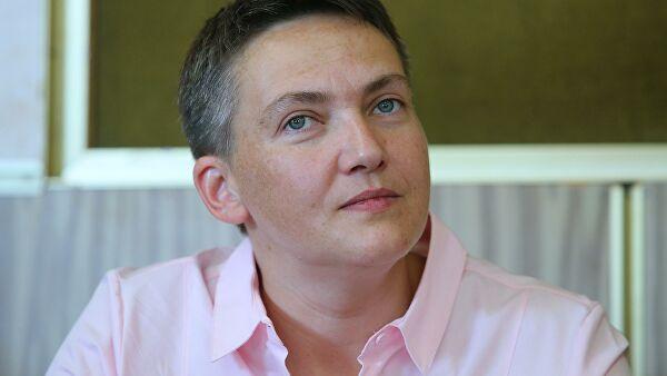 «Разделит со мной непростую судьбу»: Надежде Савченко сделали предложение. Кто счастливец?